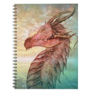 Dragon Book of Secrets Note Books