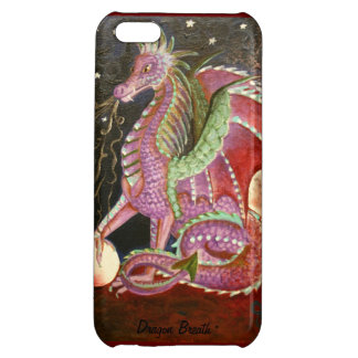 Dragon Breath iPhone 5C Covers