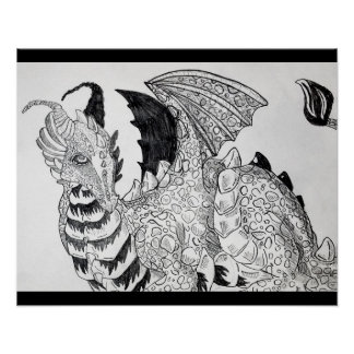 Dragon breathe! poster
