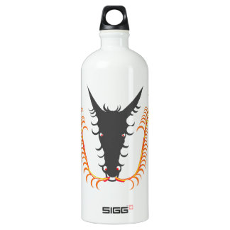Dragon Breathing Fire SIGG Traveller 1.0L Water Bottle