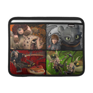 Dragon Buddies MacBook Sleeve