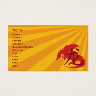 Dragon - Business Business Card
