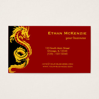 Dragon Business Card