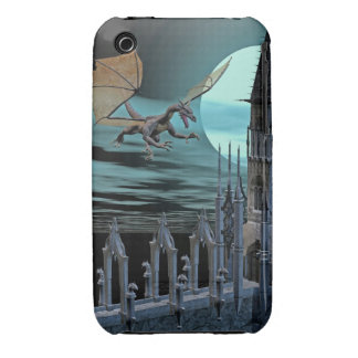 dragon castle iPhone 3 cover