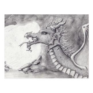 Dragon Cave Postcard