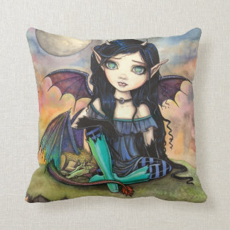 Dragon Child Cuge Big-Eye Fairy and Dragon Cushion