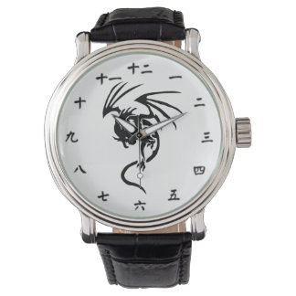 Dragon Chinese and Character watch