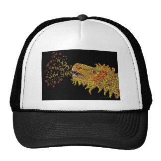 Dragon Chinese New Year Cap
