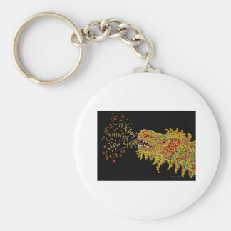 Dragon Chinese New Year Keychains