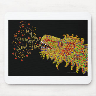 Dragon Chinese New Year Mouse Pads