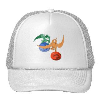 Dragon Circus Hat