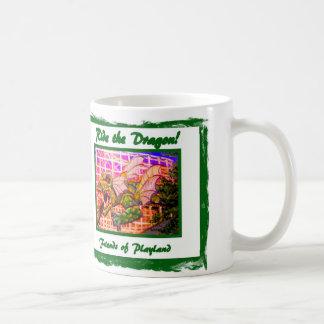 Dragon Coaster Mug