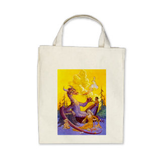 Dragon Cookout Bag