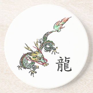 Dragon Coster Beverage Coaster