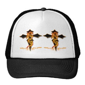 Dragon - Cross Hat