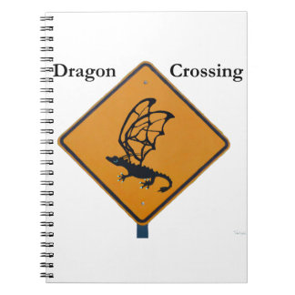 Dragon Crossing Notebooks