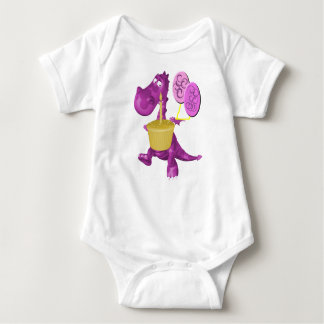 Dragon Cupcake And Balloons Infant T-Shirt