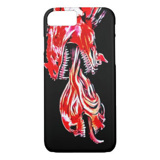 Dragon Demons iPhone 7 Case