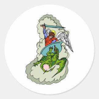 Dragon Design 25 Sticker