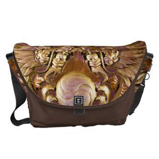 Dragon Design Bag Courier Bag