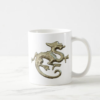 Dragon Design Basic White Mug