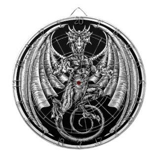 Dragon Design Dartboard