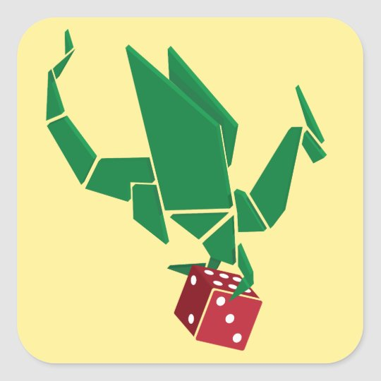 Dragon Dice - Sticker