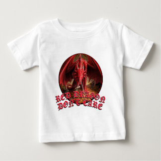 Dragon Dont Care Baby T-Shirt