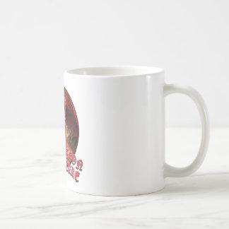 Dragon Dont Care Basic White Mug