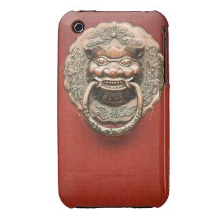 Dragon door knocker Case-Mate iPhone 3 cases
