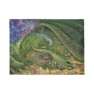 Dragon Door Mat