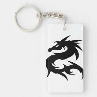 Dragon (double-sided) Keychain