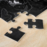 Dragon Dragon Black and White Jigsaw Puzzles