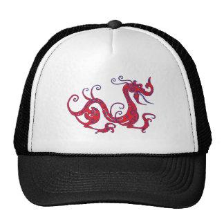 Dragon dragon trucker hats