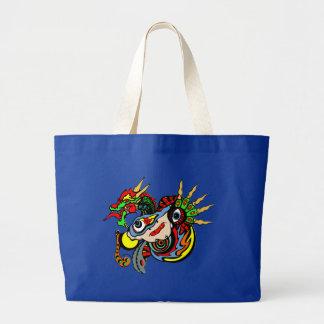 Dragon Dreams Canvas Bag