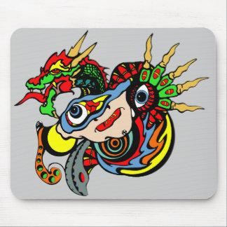 Dragon Dreams Mouse Pad