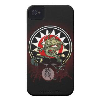 Dragon Drum 06 iPhone 4 Case-Mate Cases