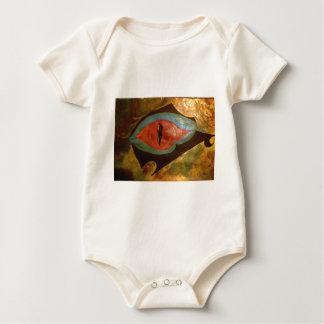 dragon eye baby bodysuit
