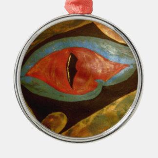 dragon eye christmas ornament