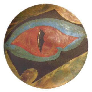 dragon eye plate