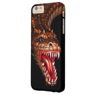 Dragon Face Barely There iPhone 6 Plus Case