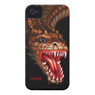Dragon Face iPhone Case