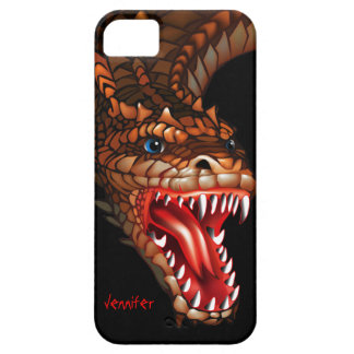 Dragon Face iPhone Case iPhone 5 Covers
