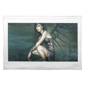 dragon fairy placemat