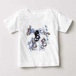 Dragon fantasy art baby T-Shirt