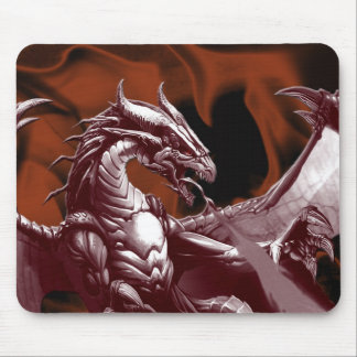 Dragon Fantasy Mousepad