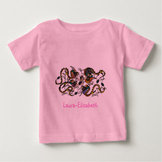 Dragon Fighter Fighting Dragons Baby T-Shirt