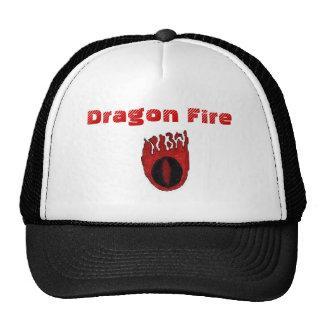 Dragon Fire Hat 1