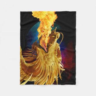 Dragon Fire: Small Blanket