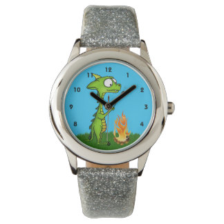 Dragon Fire Wristwatches
